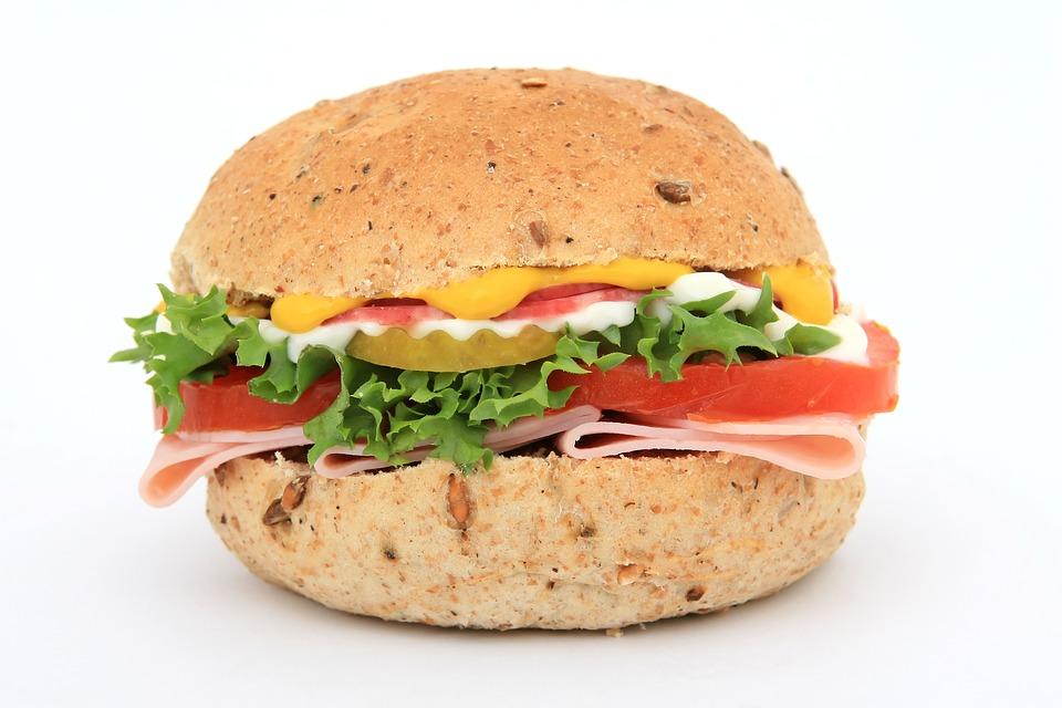 Dietní burger